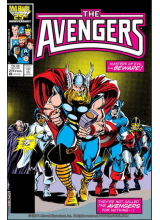 Комикс 1987-02 The Avengers 276