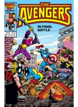 Комикс 1987-03 The Avengers 277