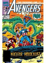 Комикс 1990-10 The Avengers 324