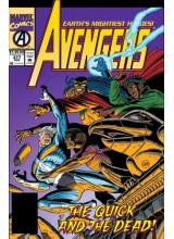 Комикс 1994-08 The Avengers 377