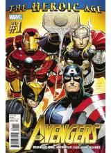 Комикс 2010-07 Avengers 1