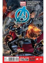 Комикс 2013-02 Avengers 2