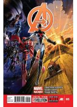Комикс 2013-04 Avengers 5