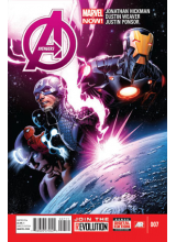 Комикс 2013-05 Avengers 7