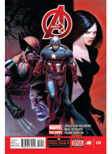 Комикс 2013-06 Avengers 10