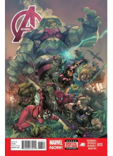 Комикс 2013-08 Avengers 13
