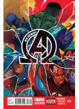 Комикс 2014-01 Avengers 23
