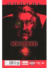 Комикс 2014-02 Avengers 1 Annual