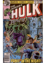 Комикс 1979-01 The Incredible Hulk 231