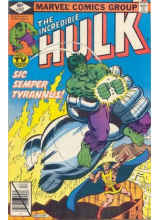Комикс 1979-12 The Incredible Hulk 242