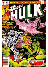 Комикс 1980-12 The Incredible Hulk 254