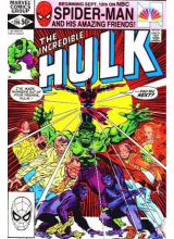 Комикс 1981-12 The Incredible Hulk 266