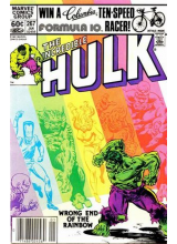 Комикс 1982-01 The Incredible Hulk 267