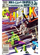 Комикс 1982-02 The Incredible Hulk 268