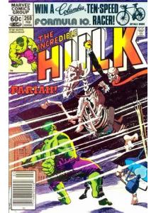 Comics 1982-02 The Incredible Hulk 268