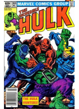 Комикс 1982-03 The Incredible Hulk 269