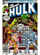 Комикс 1982-11 The Incredible Hulk 277