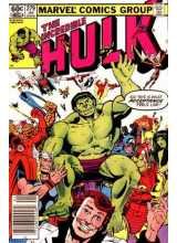 Комикс 1983-01 The Incredible Hulk 279