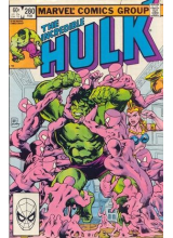 Комикс 1983-02 The Incredible Hulk 280