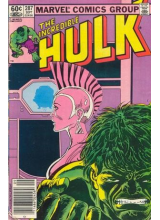 Комикс 1983-09 The Incredible Hulk 287