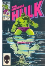 Комикс 1984-07 The Incredible Hulk 297