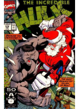 Комикс 1991-02 The Incredible Hulk 378