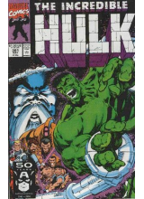 Комикс 1991-05 The Incredible Hulk 381