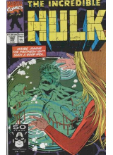 Комикс 1991-06 The Incredible Hulk 382