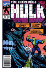 Комикс 1991-08 The Incredible Hulk 384