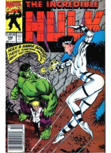 Комикс 1991-10 The Incredible Hulk 386