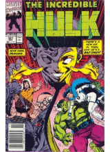 Комикс 1991-11 The Incredible Hulk 387