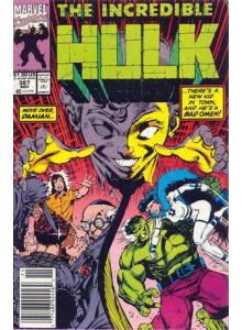 Comics 1991-11 The Incredible Hulk 387