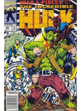 Комикс 1992-03 The Incredible Hulk 391