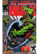 Комикс 1992-04 The Incredible Hulk 392