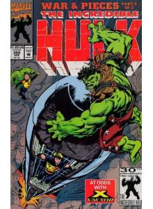 Комикс 1992-04 The Incredible Hulk 392