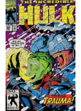 Комикс 1992-06 The Incredible Hulk 394