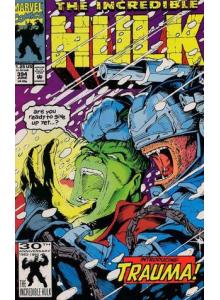 Comics 1992-06 The Incredible Hulk 394