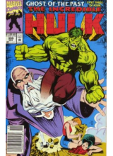 Комикс 1992-11 The Incredible Hulk 399