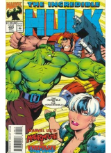 Комикс 1993-09 The Incredible Hulk 409
