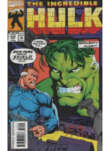 Комикс 1993-10 The Incredible Hulk 410