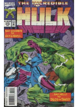 Комикс 1994-07 The Incredible Hulk 419