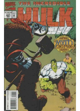 Комикс 1994-09 The Incredible Hulk 421