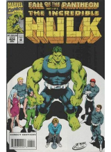 Комикс 1994-12 The Incredible Hulk 424
