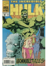 Комикс 1994 The Incredible Hulk Annual