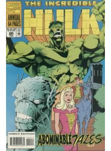 Comics 1994 The Incredible Hulk Annual