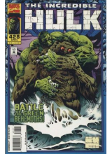 Комикс 1995-04 The Incredible Hulk 428