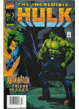Комикс 1995-07 The Incredible Hulk 431