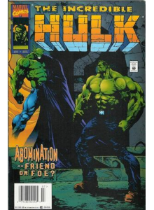 Comics 1995-07 The Incredible Hulk 431
