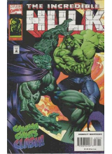 Комикс 1995-08 The Incredible Hulk 432