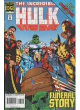Комикс 1995-10 The Incredible Hulk 434